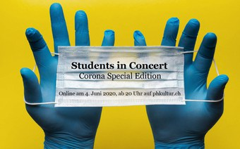 VIDEO ONLINE: Students in Concert – Corona Special Edition