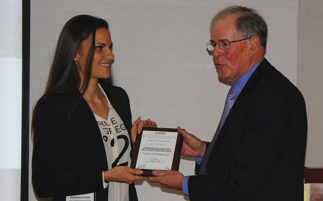 ICCST Best Paper Award