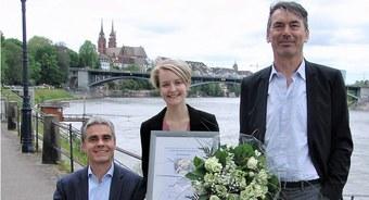 Bachelor-Absolventin der Angewandten Psychologie erhält HR-Award