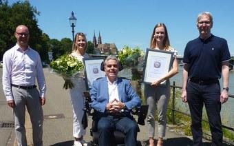 HR-Award für Bachelorarbeit über Kooperation im Berner Inselspital