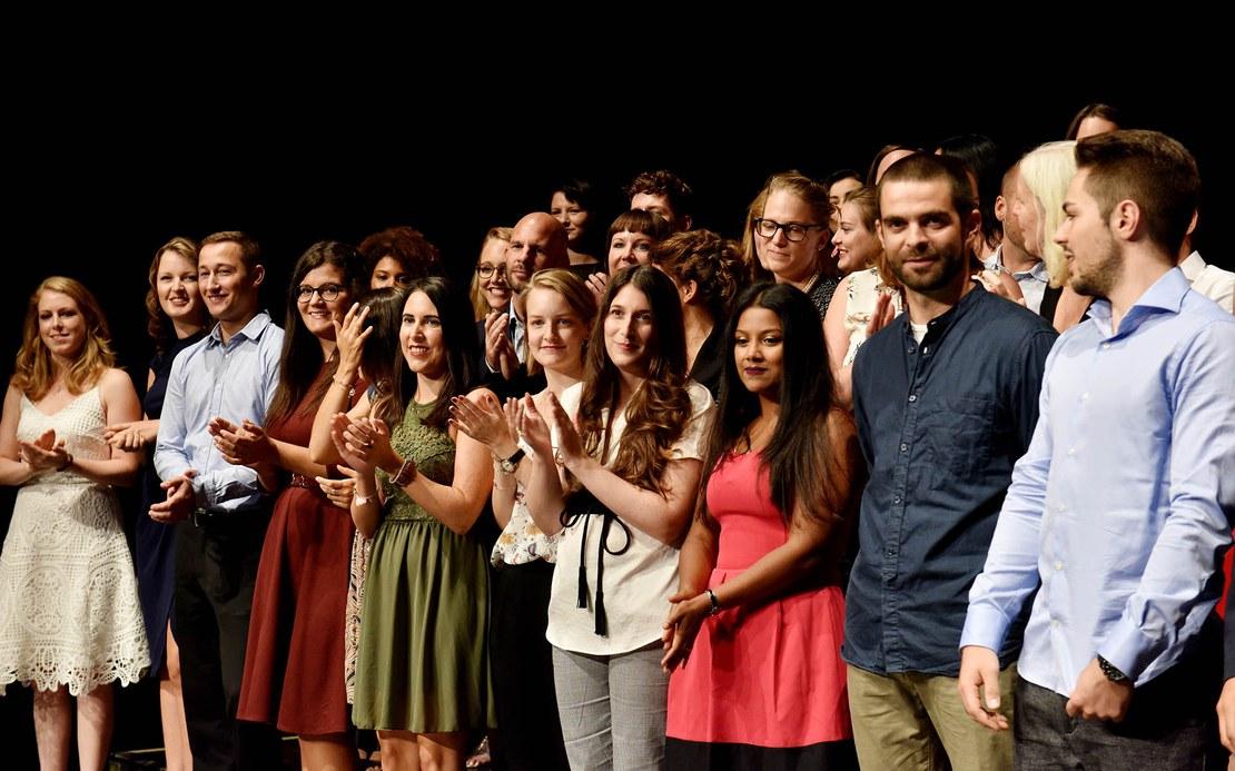 Diplomfeier Angewandte Psychologie 2018