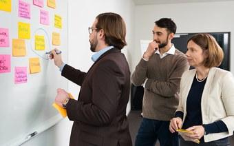 Neu: CAS Unternehmensentwicklung