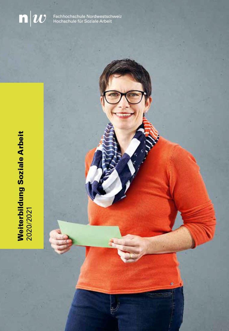 Weiterbildungbroschüre Soziale Arbeit (MAS, DAS, CAS)