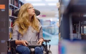 Digitale Teilhabe von Menschen mit Behinderungen in der beruflichen Bildung