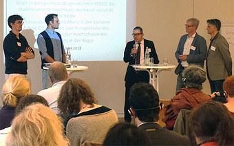 Fachtag Kinderschutz verdeutlicht die Wichtigkeit grenzüberschreitender Zusammenarbeit