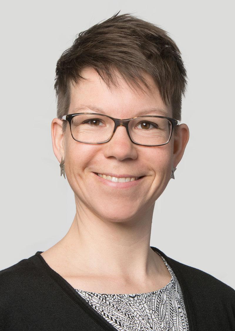 Porträt Andrea Gerber
