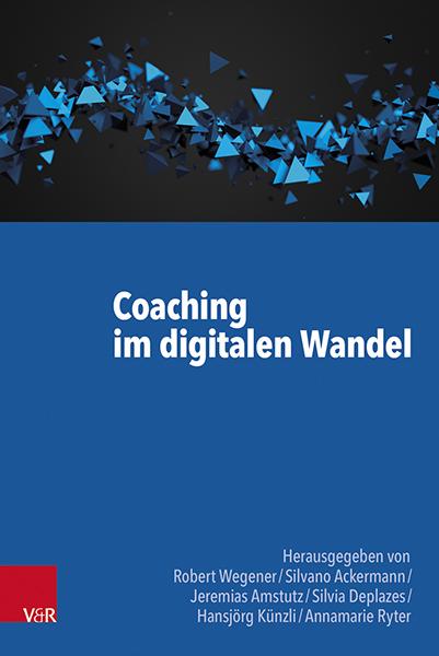 Cover des Buches Coaching im digitalen Wandel