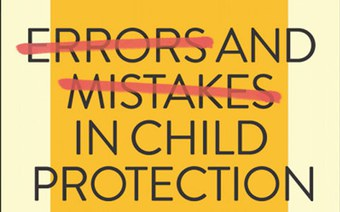 Neues Buch «Errors and Mistakes in Child Protection»