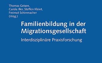 Neues Buch «Familienbildung in der Migrationsgesellschaft»