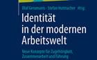 Neues Buch «Identität in der modernen Arbeitswelt»