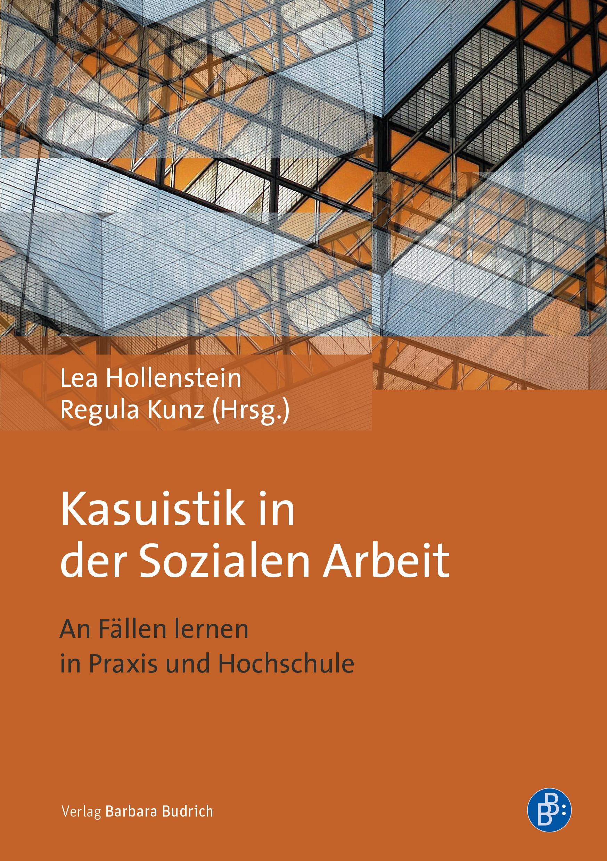 Cover des Buches Kasuistik in der Sozialen Arbeit