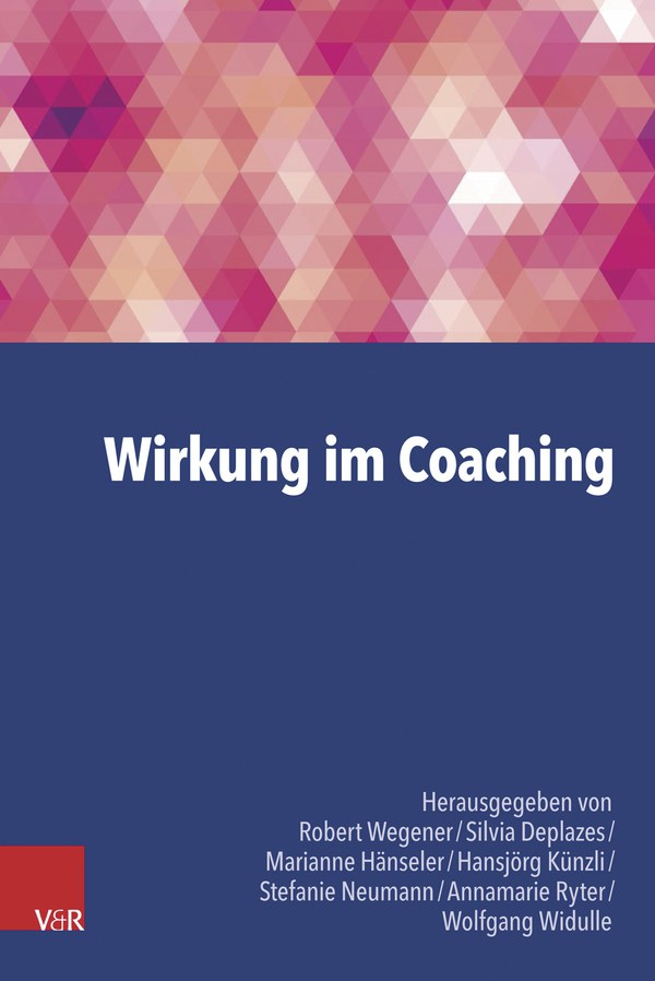 Buch-Cover «Wirkung im Coaching»