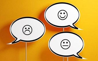 Umfrage zum Thema: Wie kommunizieren die Behörden mit Menschen mit einer Behinderung?