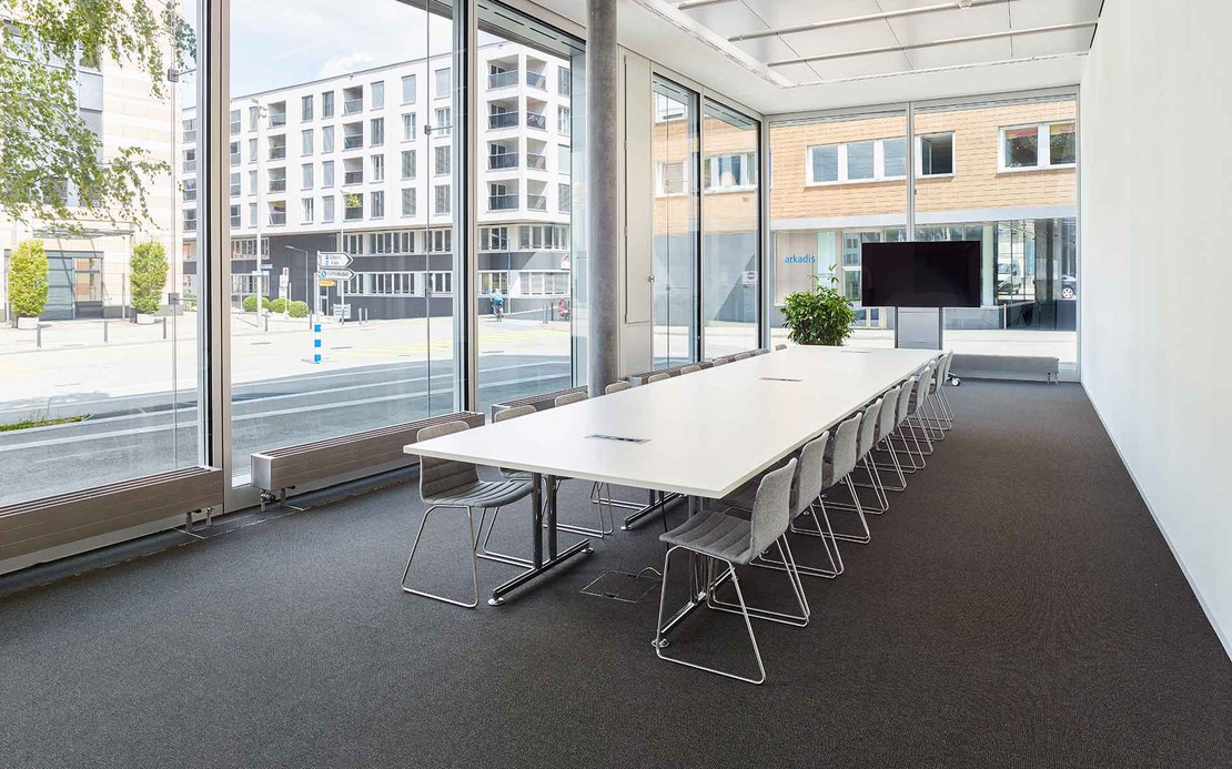 Campus Olten - Sitzungszimmer Von Roll-Strasse 10