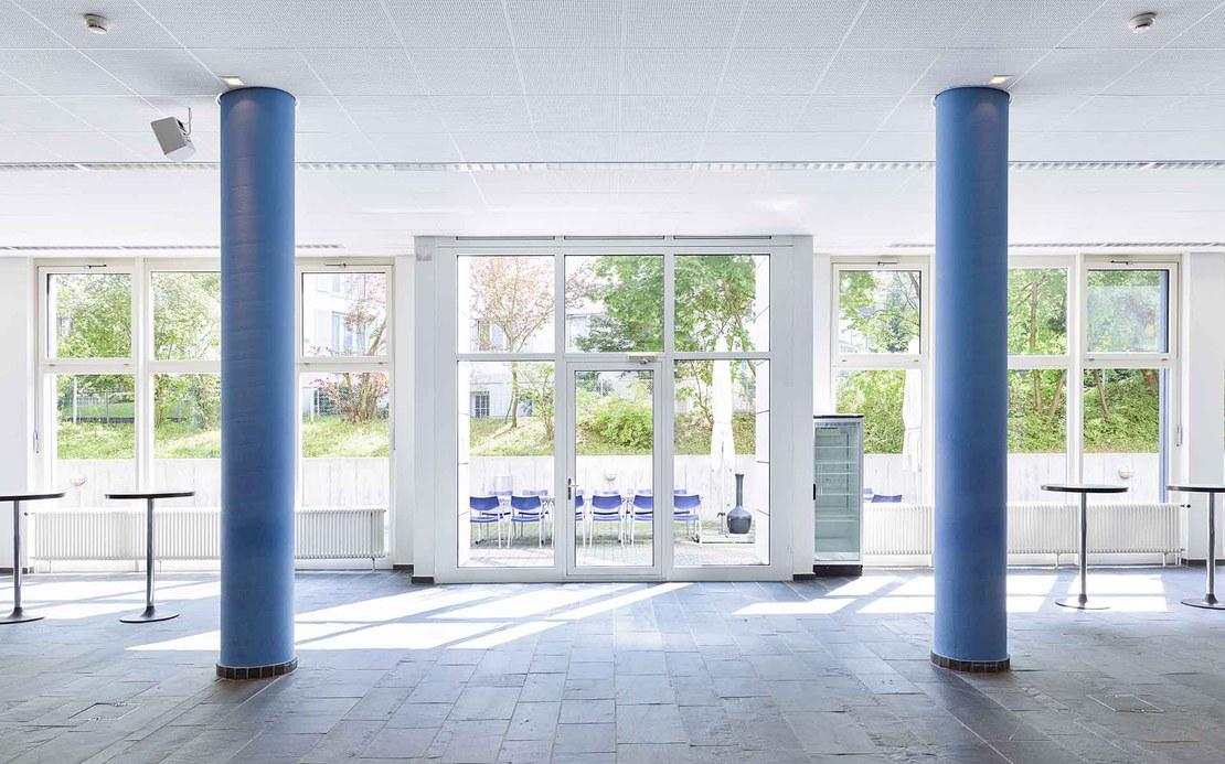 Campus Olten - Glassaal Riggenbachstrasse 16