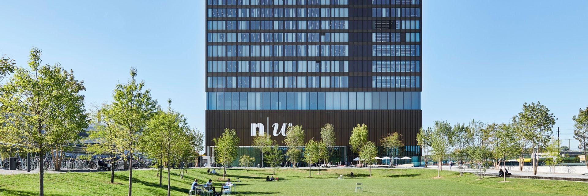 Muttenz fhnw for Fachhochschule architektur