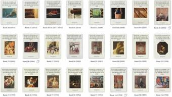 Basler Jahrbuch für historische Musikpraxis 1977 - 2014 online