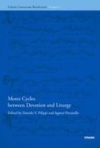 Daniele V.Filippi, AgnesePavanello (Hg.): Motet Cycles between Devotion and Liturgy