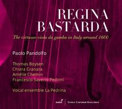 CD: REGINA BASTARDA