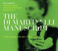 CD: Eva Saladin - The Di Martinelli Manuscript