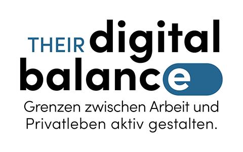 Their Digital Balance Logo