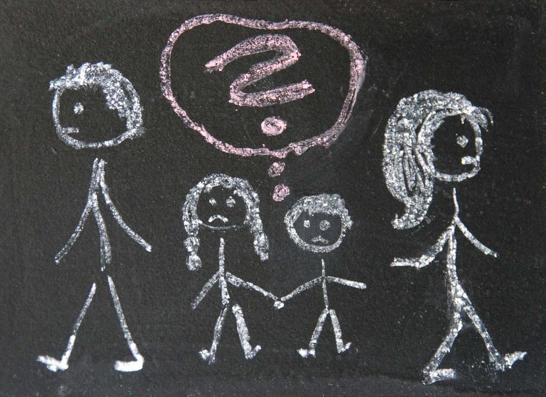 Scheidungskinder: für sie wurde ein Prozessmanual zur Kindeswohlabklärung entwickelt.