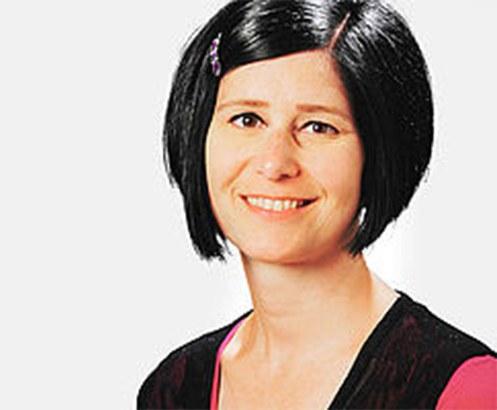Portrait von Tanya Mezzera, Stellenleiterin, Aargauische Stiftung Suchthilfe ags