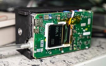 Neues Institut: Sensortechnik und Elektronik für eine vernetzte Welt