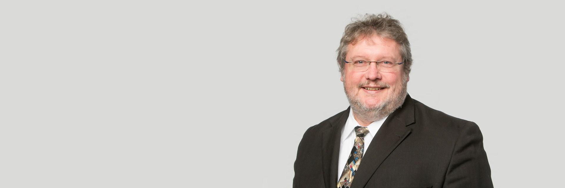 Prof. Andreas Reber