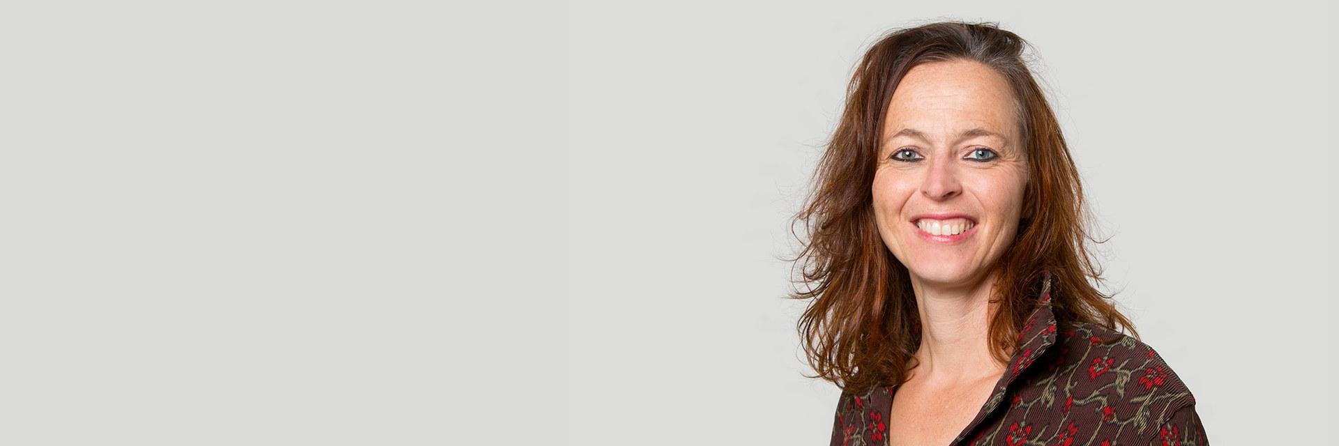 Prof. Irene Abderhalden, lic. phil. I