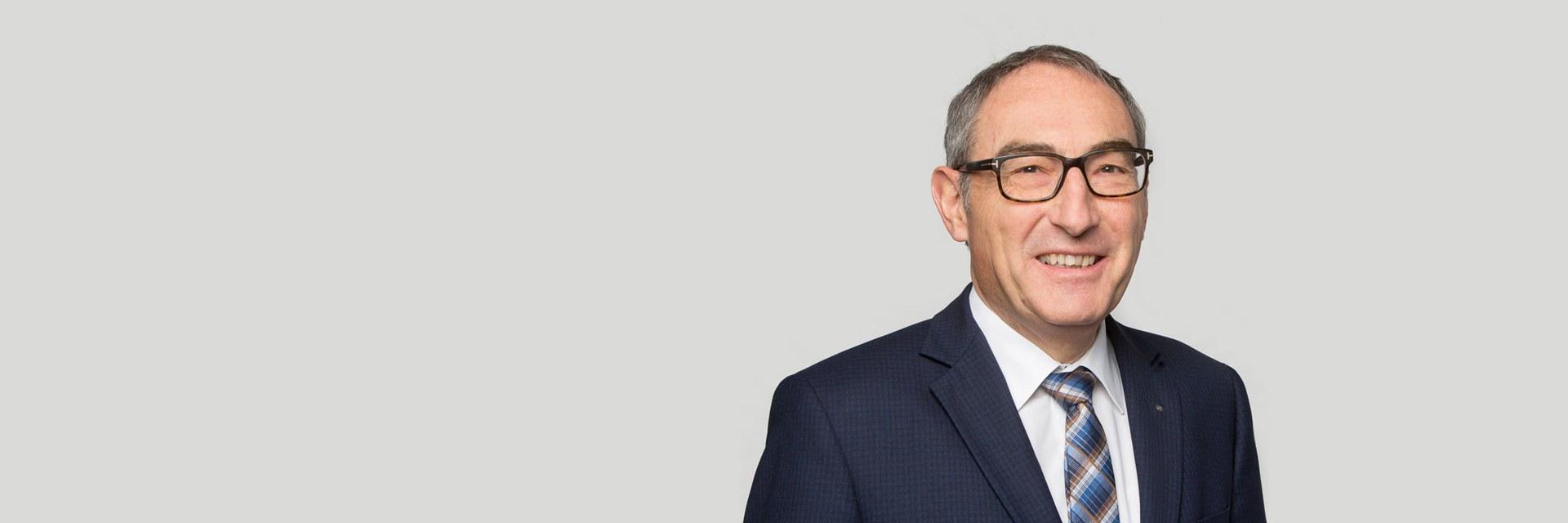 Prof. Dr. Rolf Schaeren