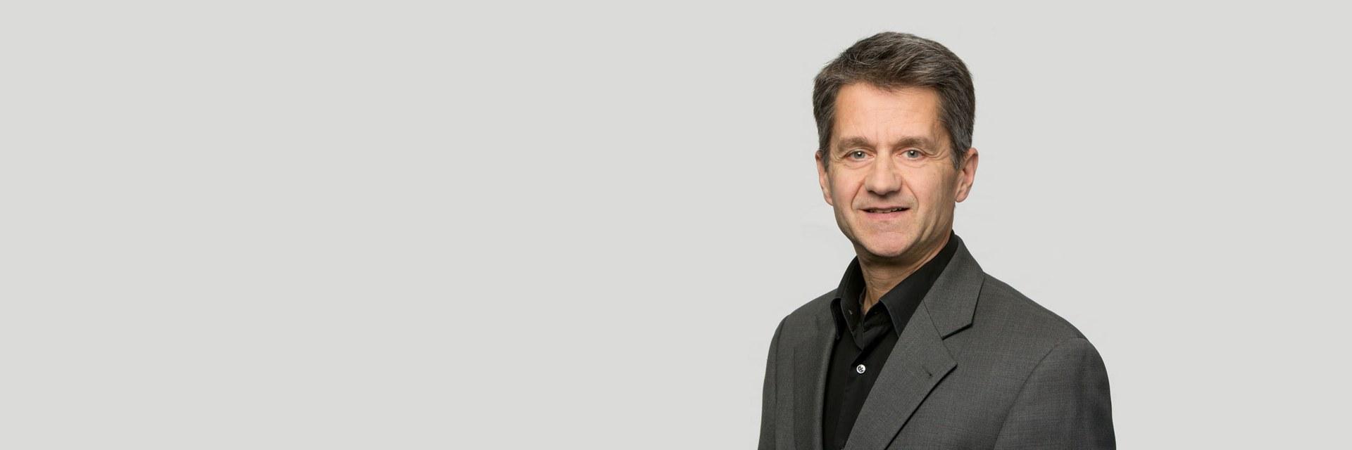 Prof. Dr. Uwe Leimstoll