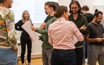 Infoanlässe MSc VDC und MAS Digitales Bauen