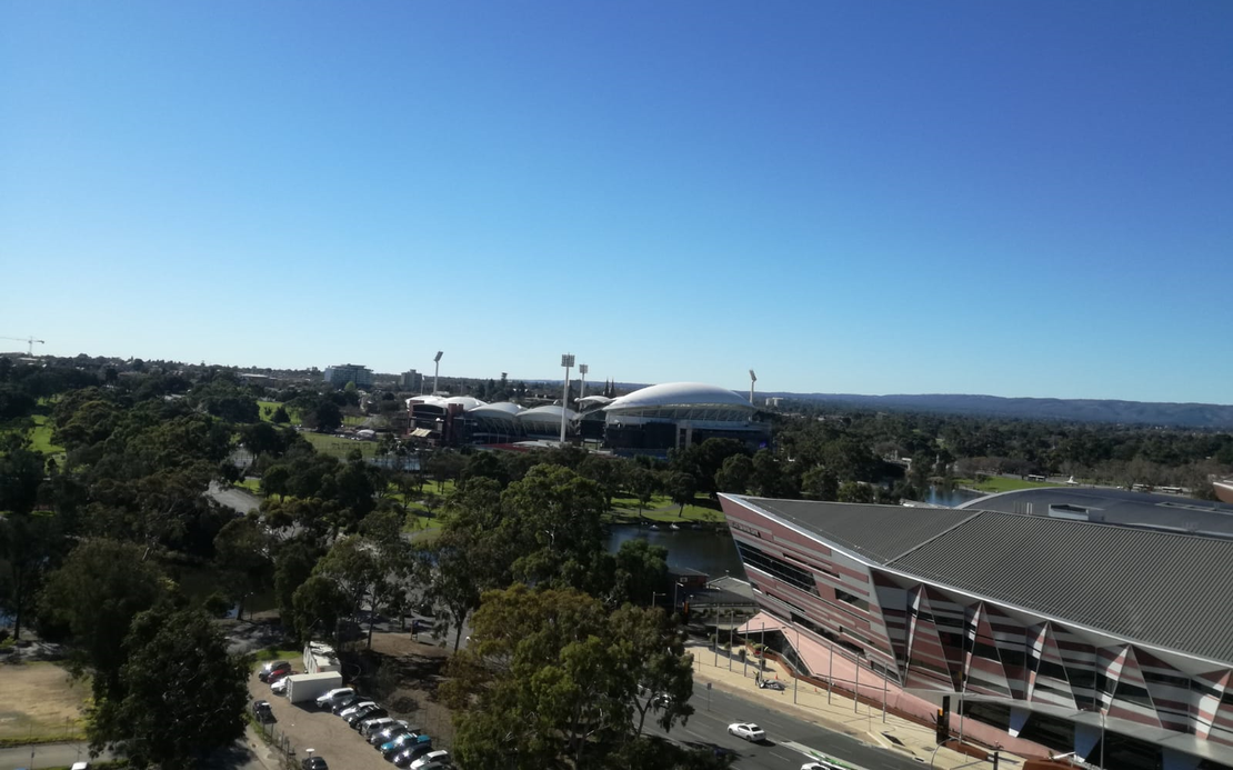 Arlinda_Aliu_View from level 8 in the UniSA cancer research institute.png