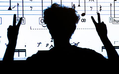 Musiktheorie Studium
