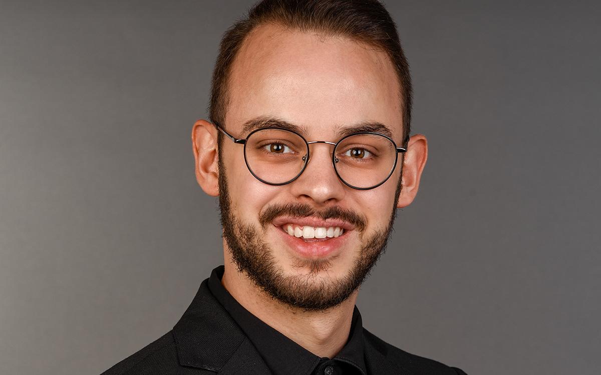 Andrin Ruob – beste Bachelorarbeit