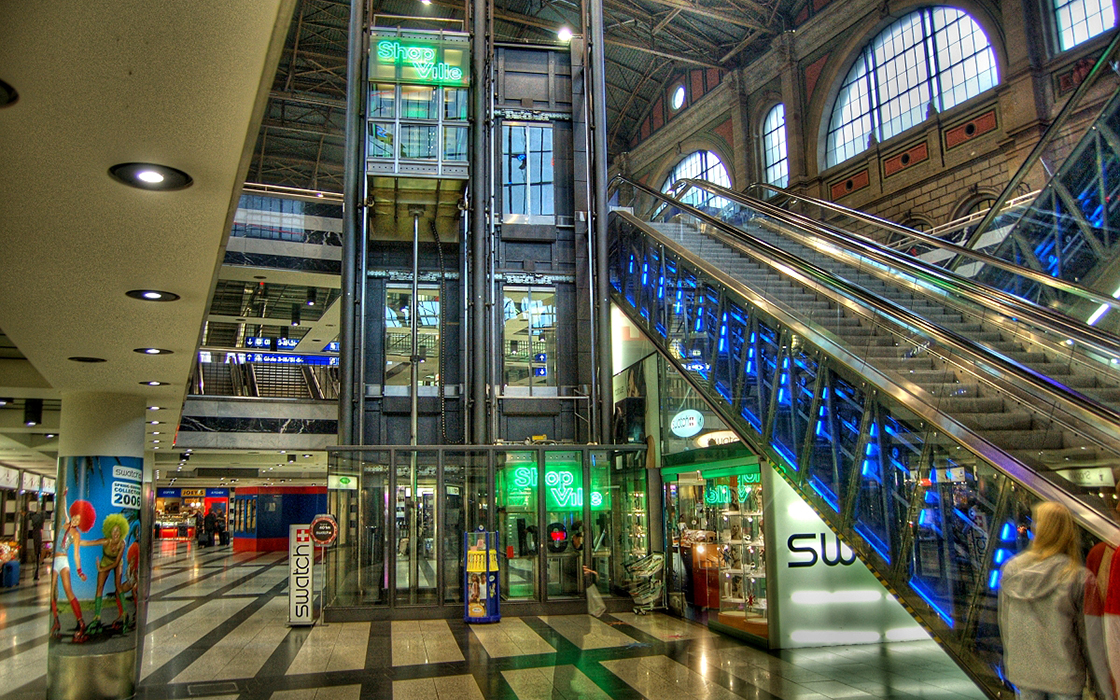 ShopVille in der RailCity