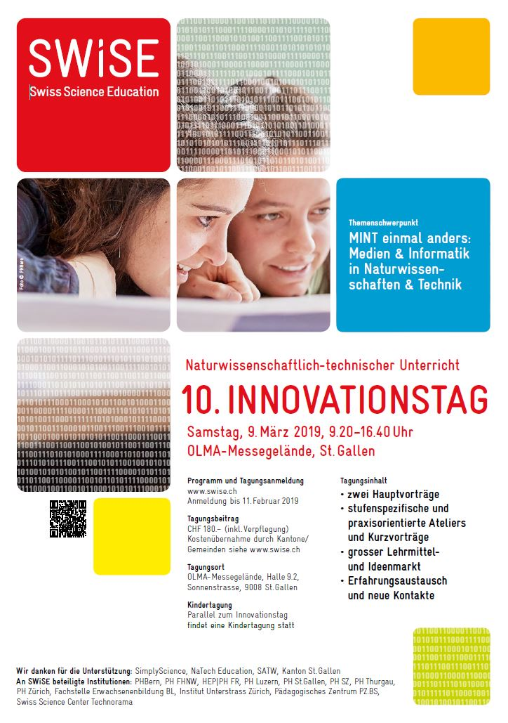 10. SWiSE Innovationstag