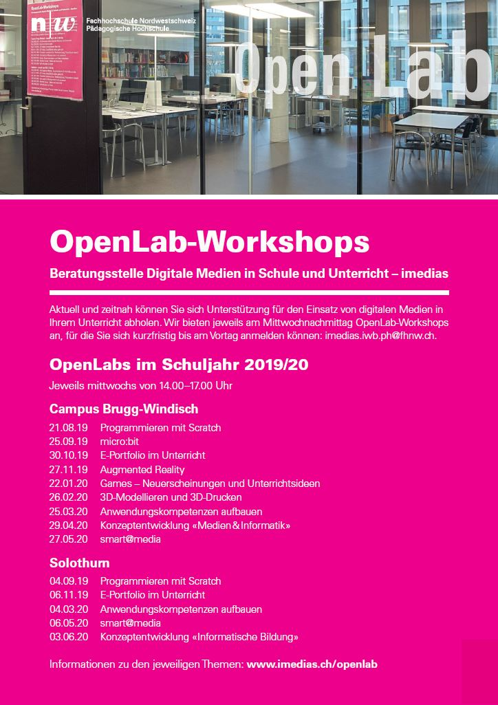 OpenLab-Workshops