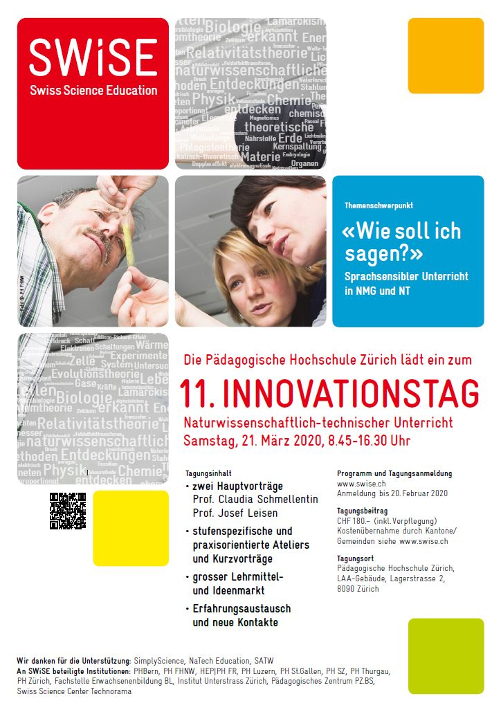 11. SWiSE Innovationstag