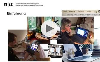 Kommunikation in Online-Szenarien, oder: Wie präsentiere ich mich in einer Videokonferenz?