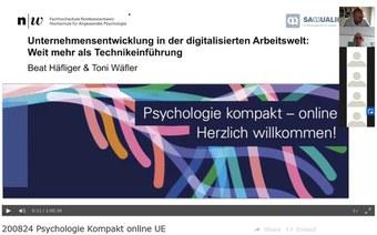 Unternehmensentwicklung in der digitalisierten Arbeitswelt: Weit mehr als Technikeinführung