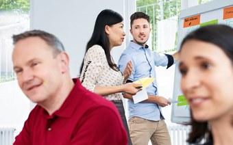 Der MBA FHNW mit Spezialisierung in Consulting und Unternehmertum