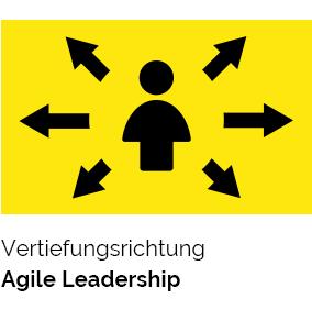 Vertiefungsrichtung Agile Leadership
