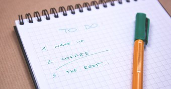 Break in Perspectives #2: To-do-lists