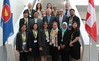 Strengthening the Collaboration with Partners in Southeast Asia