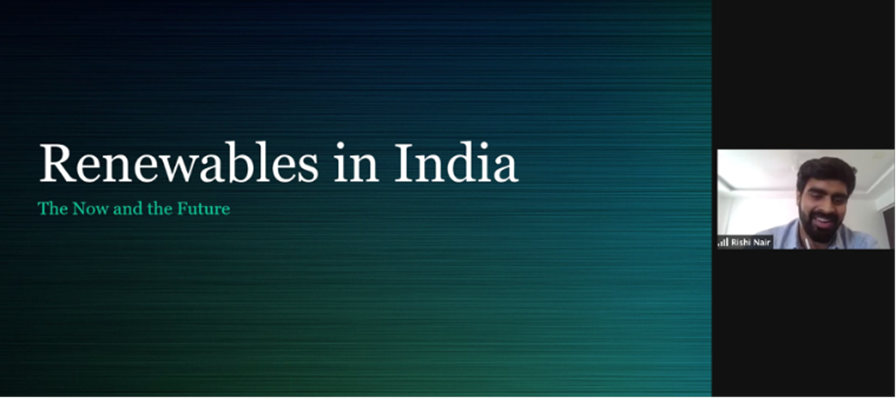 Renewables in India, Mr. Rishi Nair.png