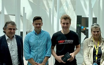 ImpactLabFHNW: an incubator for students' business ideas