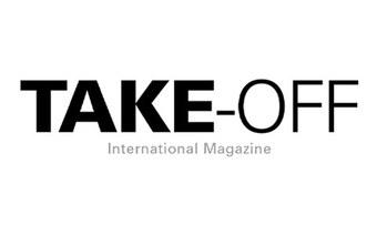 "New international magazine ""TAKE-OFF"""