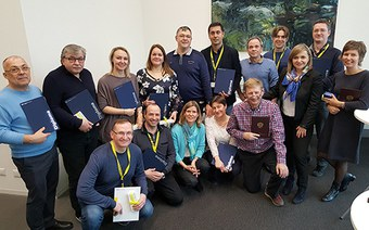 Successful Programme for Russian Health Care Professionals